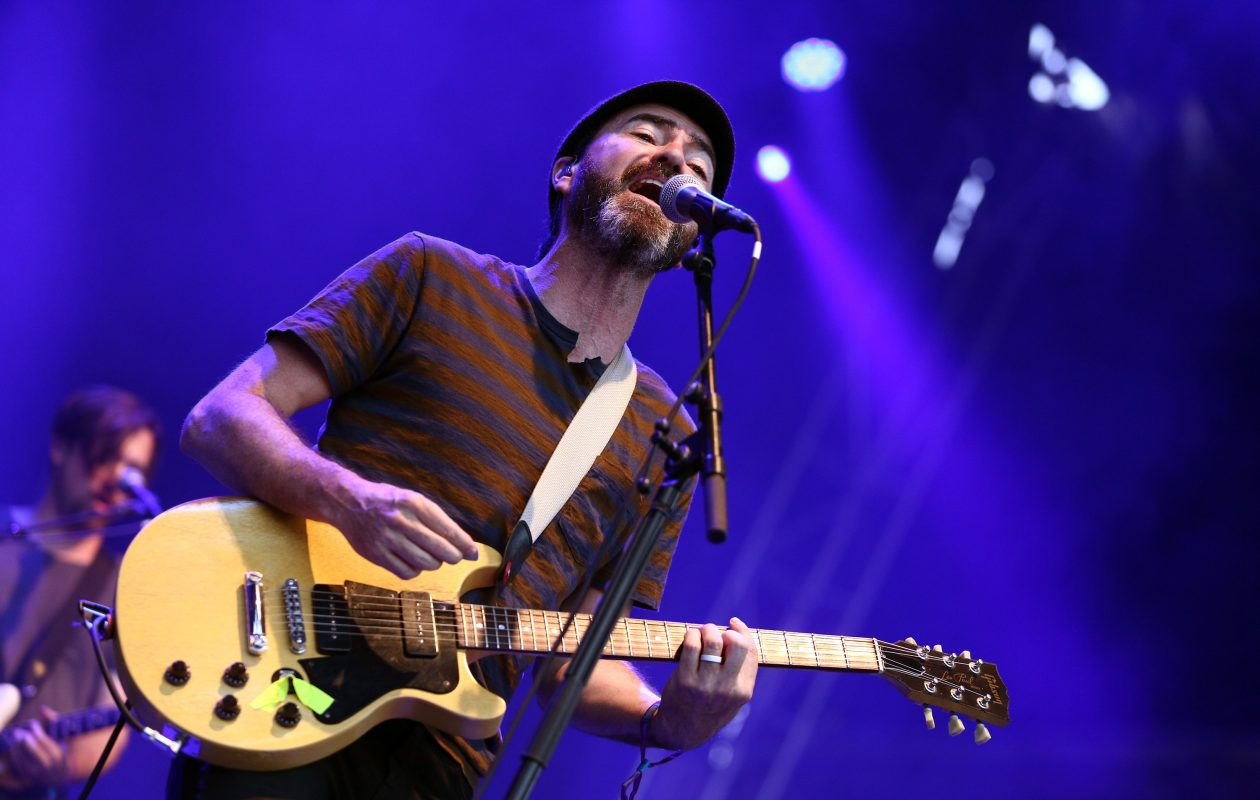 James Mercer and The Shins will play Rapids Theatre.  (Getty Images)