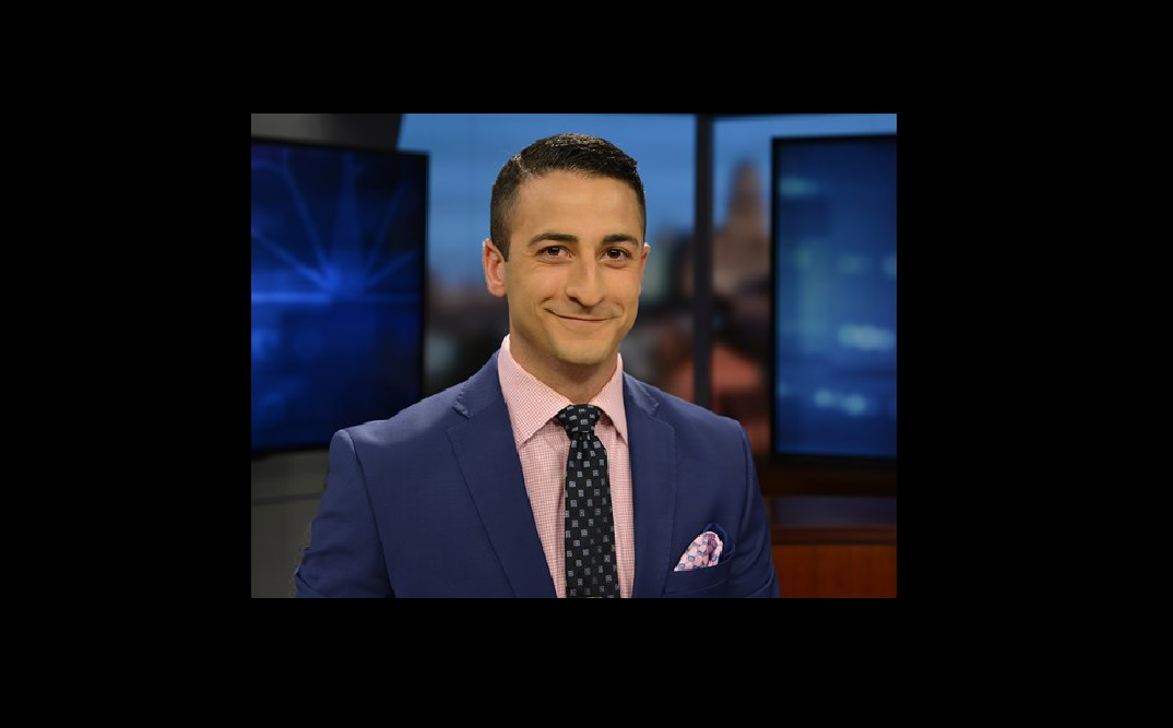 Channel 2 sports anchor Jonah Javad has been nominated for two Emmy Awards. (WGRZ)