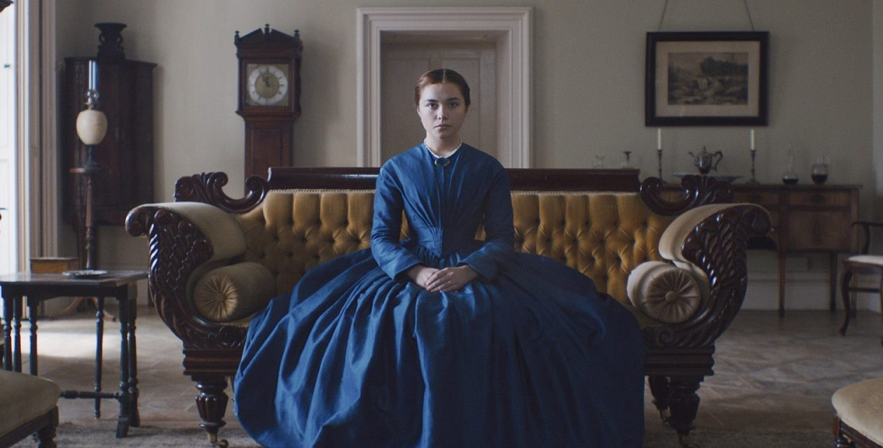 Florence Pugh stars in 'Lady Macbeth,' directed by William Oldroyd.  (Roadside Attractions)