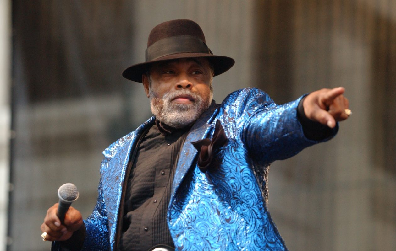 Lance Diamond performs at Thursday in the Square in 2002. (Sharon Cantillon/Buffalo News)