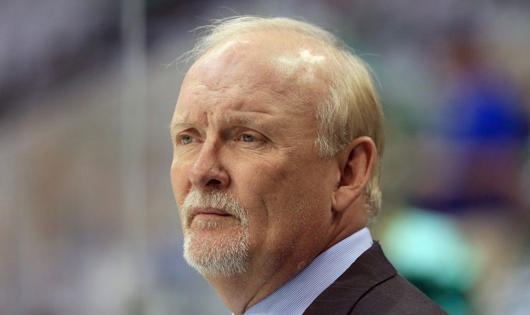 It's official: Lindy Ruff back on the bench as assistant with Rangers