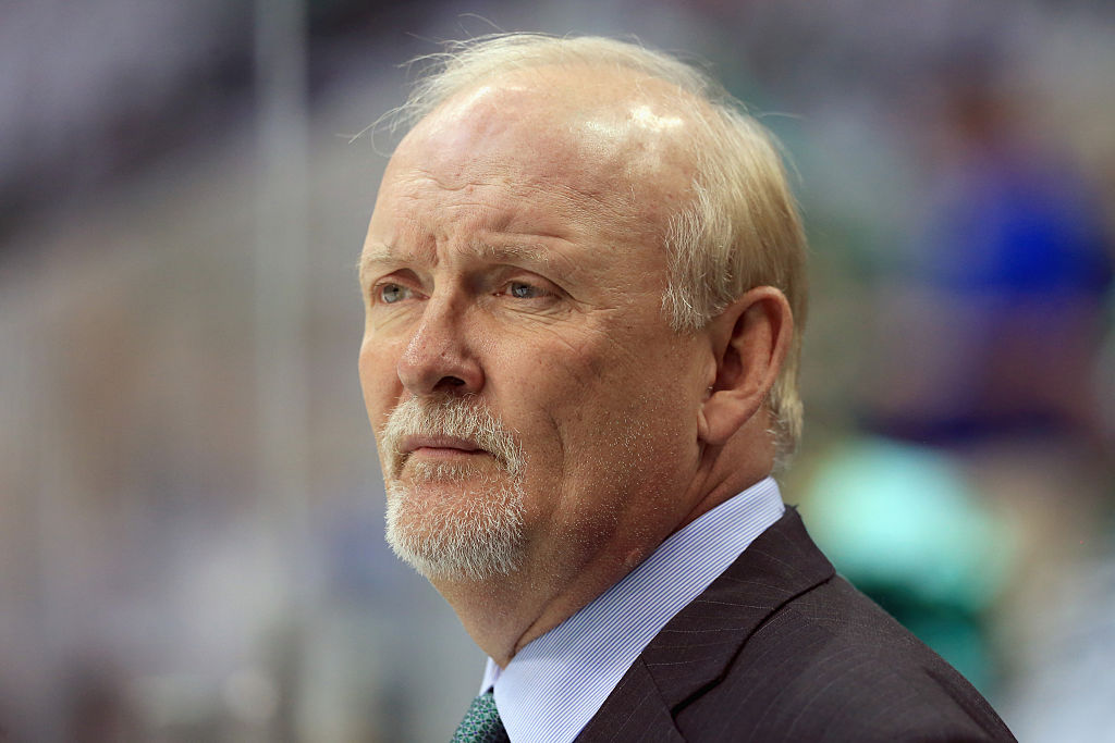 Lindy Ruff will be an NHL assistant for the first time since 1997 (Getty Images).