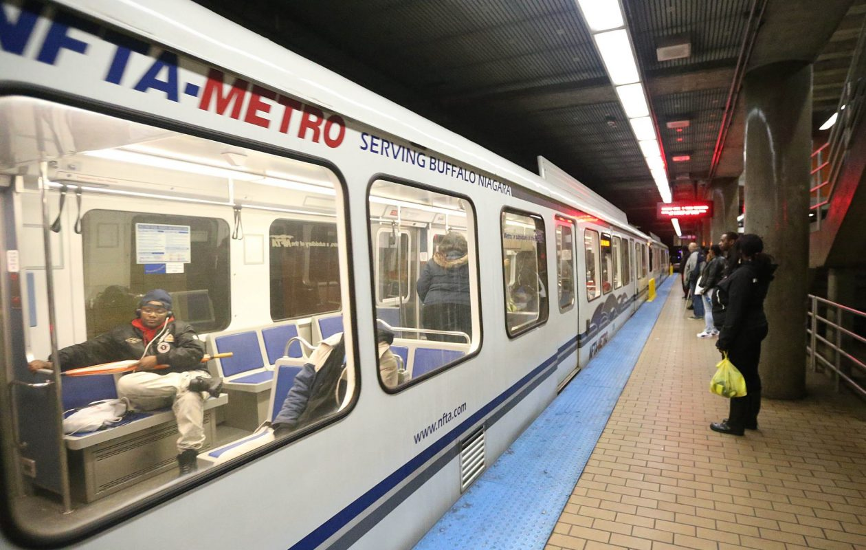 Three top NFTA executives returned raises they received in December.(Sharon Cantillon/News file photo)