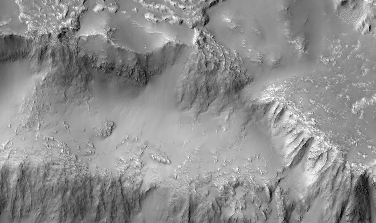 NASA discovers 'Niagara Falls of Mars'