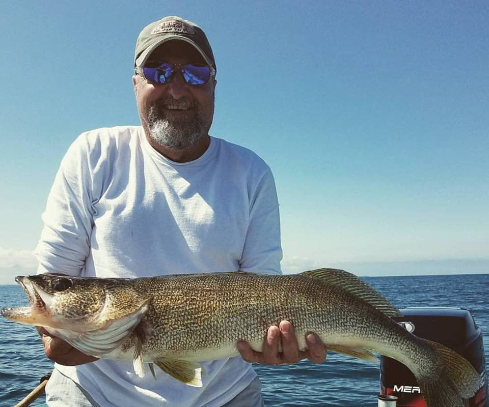 The walleye bite has been good on Lake Erie and should be turning on in the Lower Niagara.