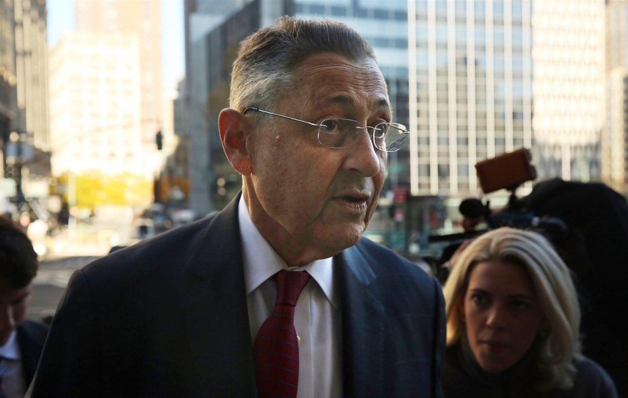 "Former Assembly Speaker Sheldon Silver has admitted, ""What I have done has hurt the Assembly, and New York, and my constituents terribly."" He deserved to be thrown out of office."