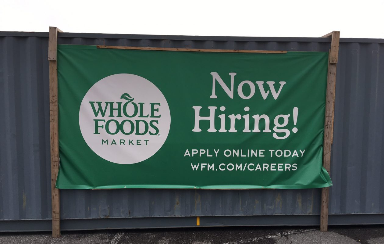 When Whole Foods opens in Amherst next month, the area will feature eight chains on a 1.5-mile stretch on or near the Niagara Falls Boulevard corridor . (Stephen T. Watson/Buffalo News)