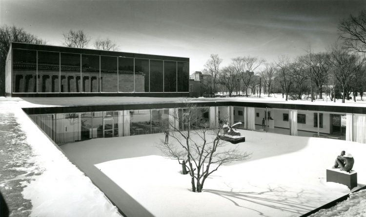 Albright-Knox, OMA hire preservation firms to guide expansion