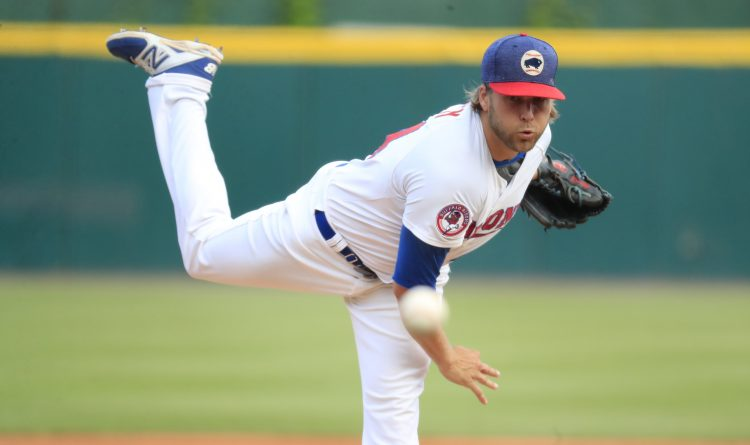 On July 4, ex-military man Chris Rowley takes the ball for the Bisons