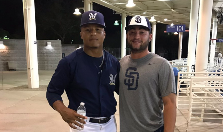 WNYers Dan Dallas, LG Castillo cross paths in professional baseball game