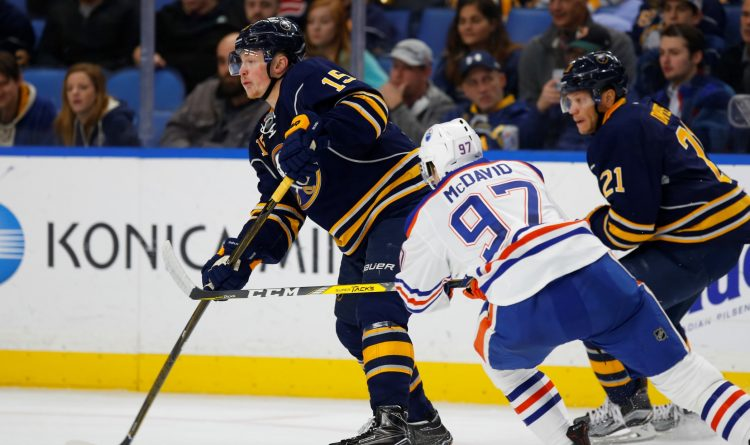 Bucky Gleason: How much and how long for Eichel? McDavid's contract provides hints