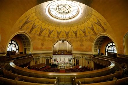 A Closer Look: Delaware Avenue Baptist Church