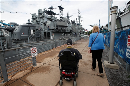 100 Things: Visit the Buffalo Naval and Military Park