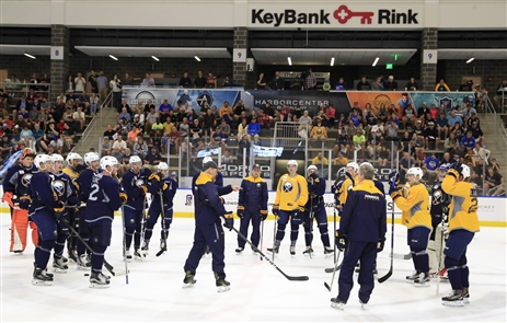 Sabres Development Camp: Day One