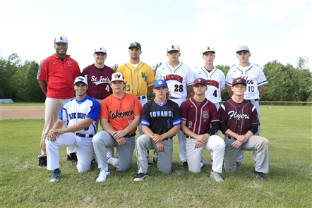 2017 All-WNY Baseball First Team