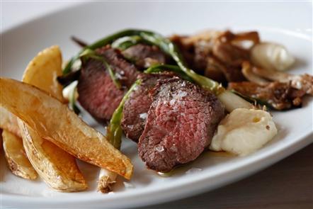 Lait Cru Brasserie: Restaurant review