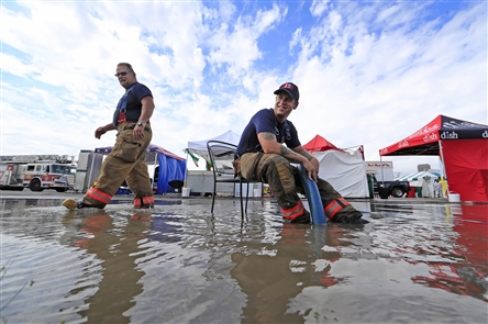 Record-breaking downpour drenches Western New York
