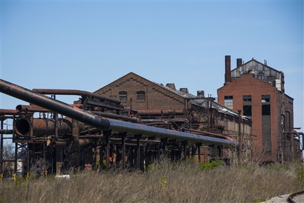 The Buffalo Left Behind: Bethlehem Steel