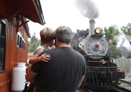 100 Things Plus: Arcade & Attica Railroad