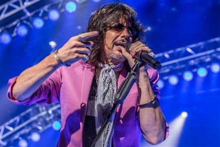 Foreigner and Cheap Trick perform at Darien Lake