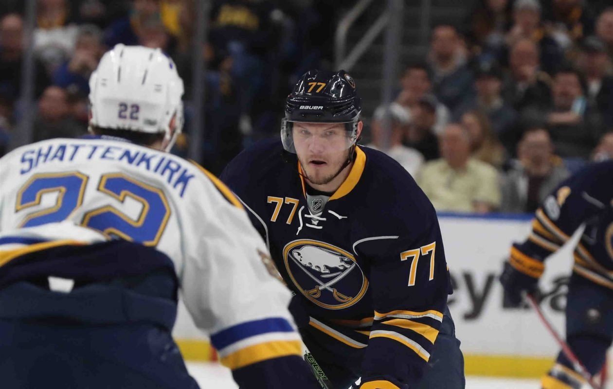 Dmitry Kulikov got a three-year deal from the Winnipeg Jets (Getty Images).