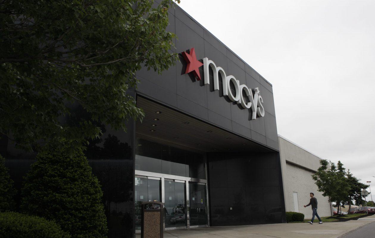 The Macys store at Walden Galleria will add a furniture department.(Matthew Masin/Buffalo News)