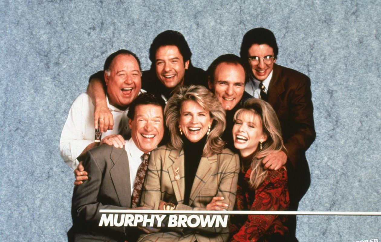"""Murphy Brown"" is coming back to TV, on WGRZ-TV's digital channel, 2.2,. (News file photo)"