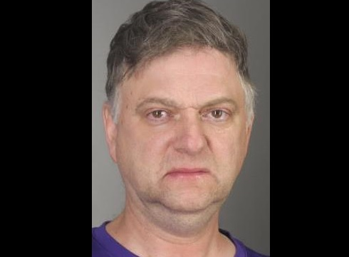 Michael Parsons, 50, of East Aurora (Erie County Sheriff's Office)