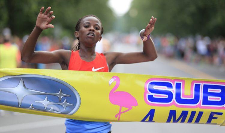 The Subaru 4 Mile Chase