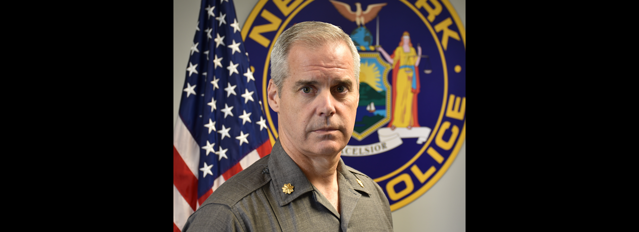 Maj. Edward J. Kennedy, the 24th troop commander of Troop A.