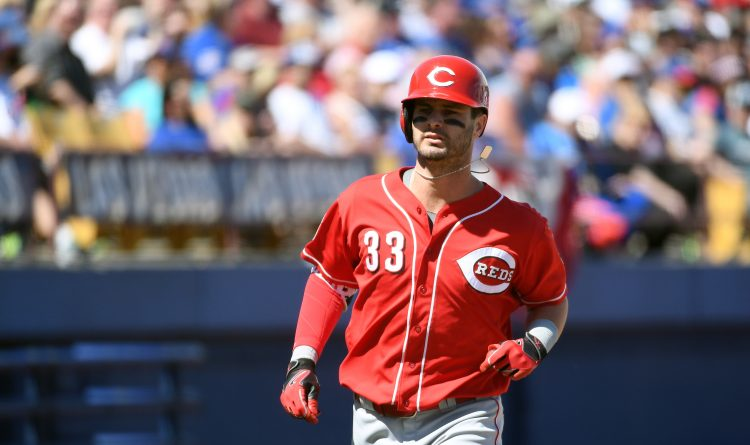 WNYer Jesse Winker, a Reds prospect, enjoys homecoming at Coca-Cola Field