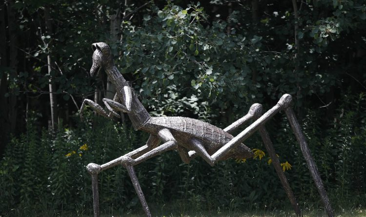 100 Things: Lose yourself at Griffis Sculpture Park