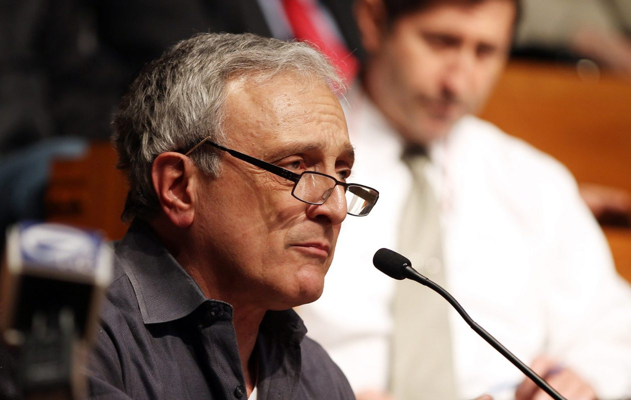 Carl Paladino: After year-long tumult, a moment for civic reflection? (The Buffalo News/file art)