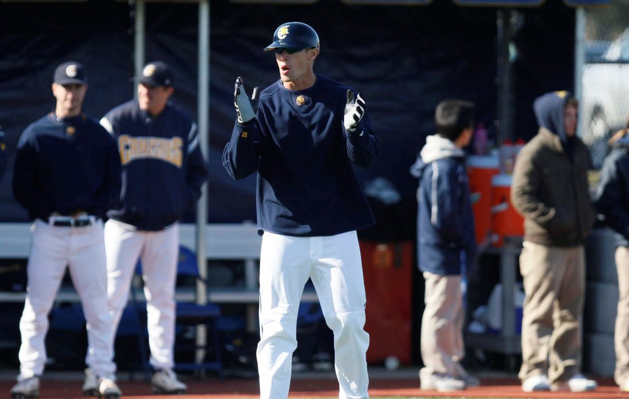 Canisius coach Matt Mazurek will take over the program follow Mike McRae's departure. (Photo  by John Hickey / Buffalo News)