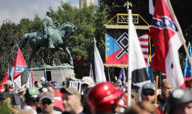 Leading neo-Nazi website booted from U.S., finds new home – in Russia