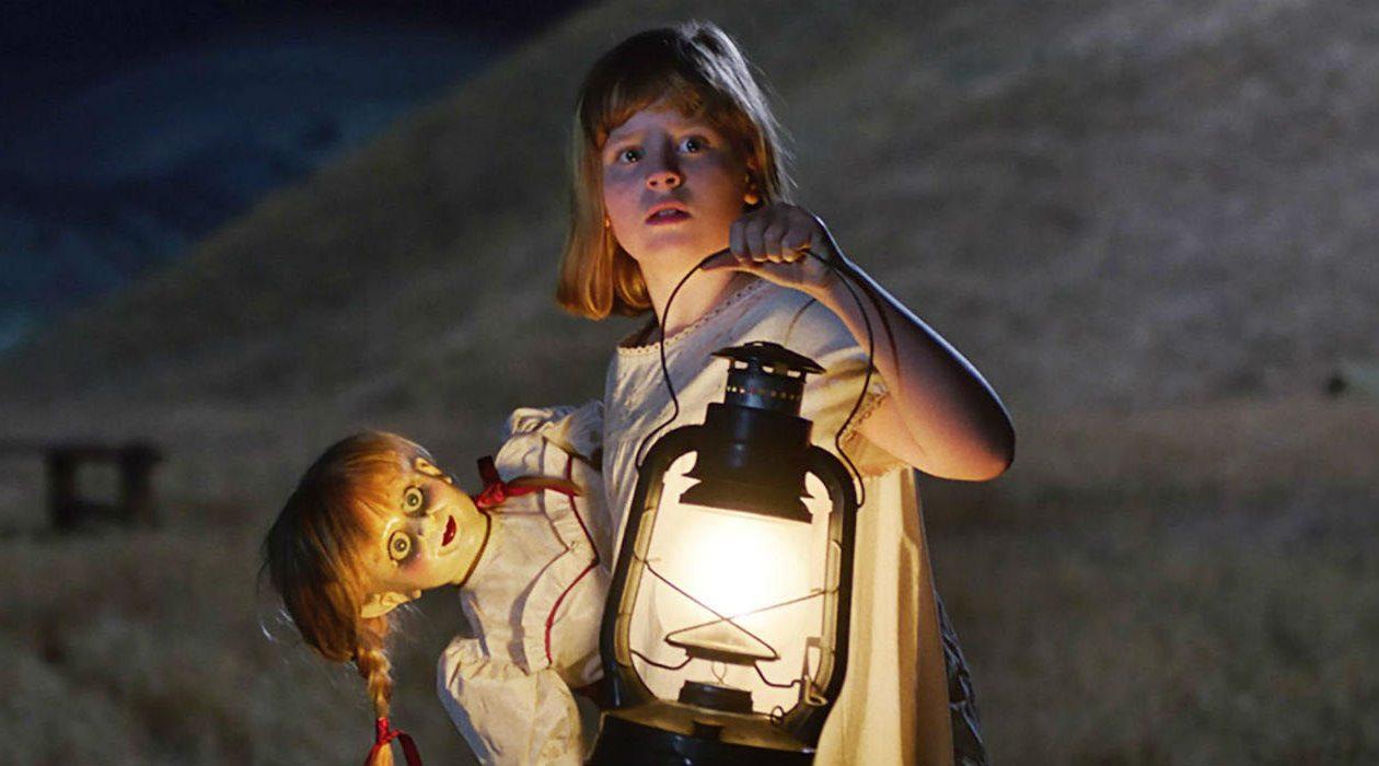 "Lulu-Wilson stars in ""Annabelle: Creation."""
