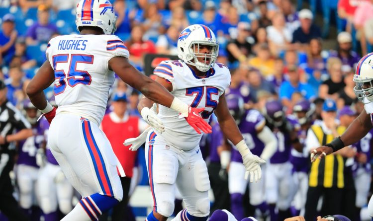 Yarbrough credits camp with Broncos for helping to make him good enough to join Bills