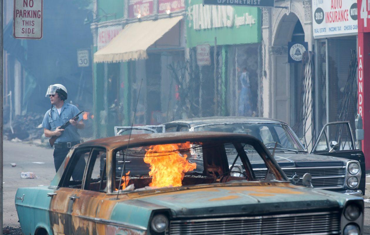 """Jack Reynor in' Detroit."""" (Francois Duhamel, Annapurna Pictures)"""