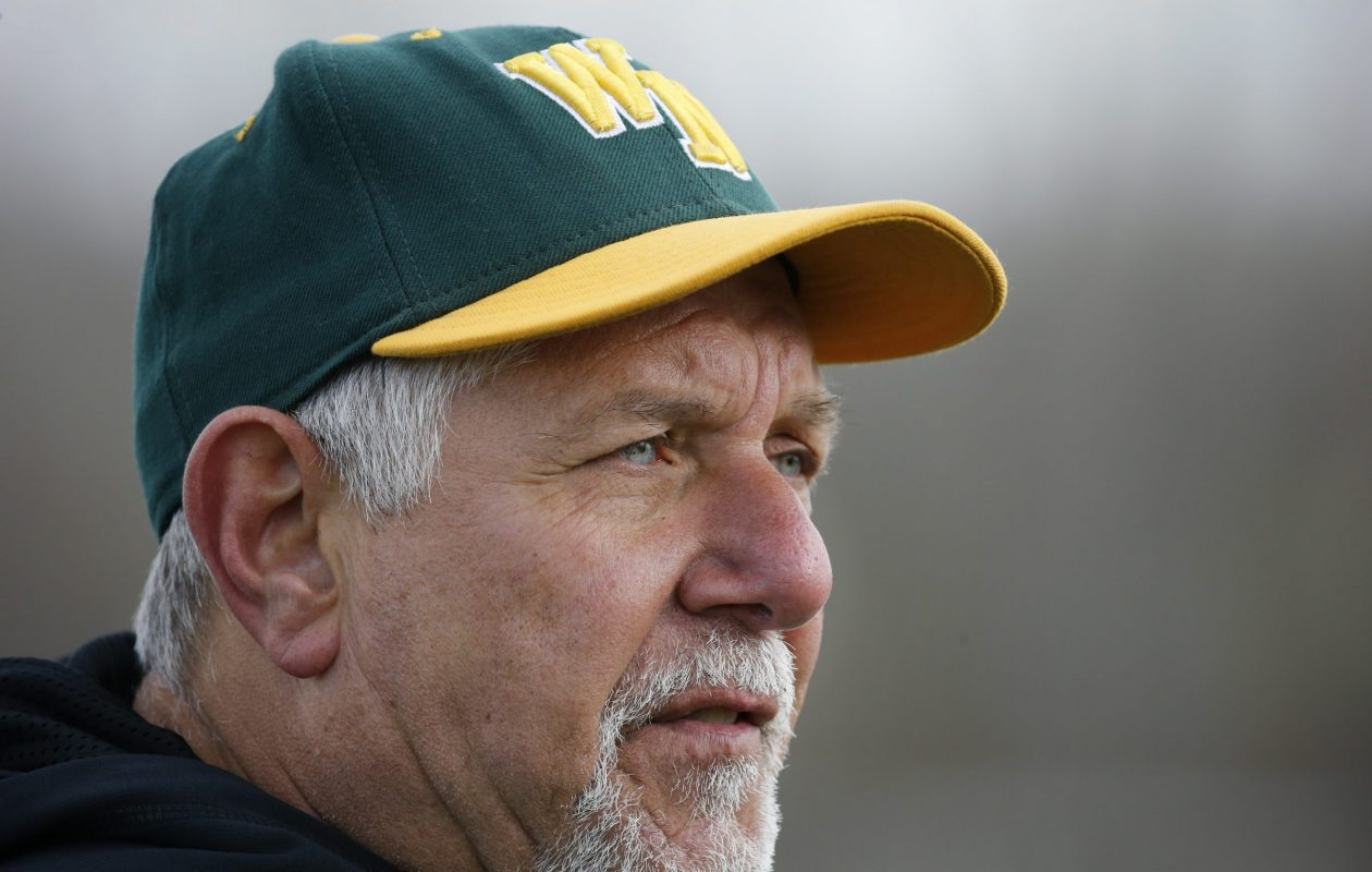 Williamsville North coach Jerry Scarcella has announced he'll retire. (Harry Scull Jr./Buffalo News)