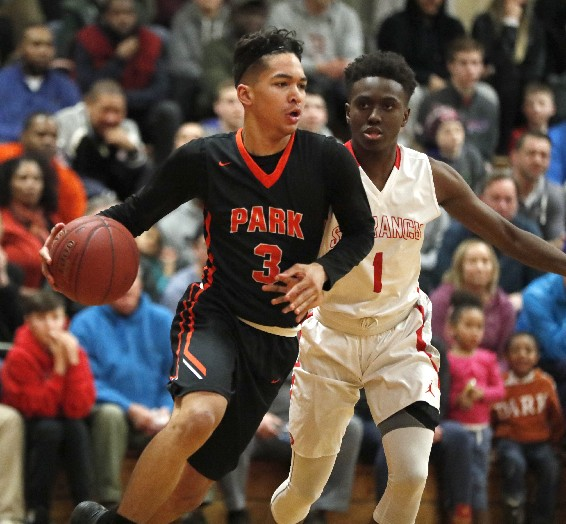 Noah Hutchins of Park has been almost unstoppable at a tournament in Johnson City. (Harry Scull Jr./Buffalo News file photo)