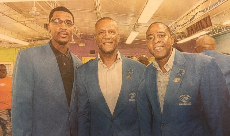 Hoop stars shine bright at Masten Boys Club Alumni Reunion