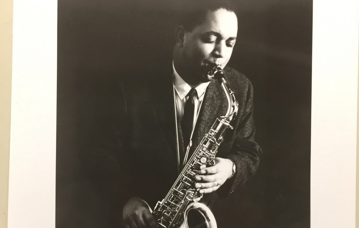 Jazz saxophonist Oliver Nelson is well represented on this disc. (Photo courtesy: Charles Stewart)