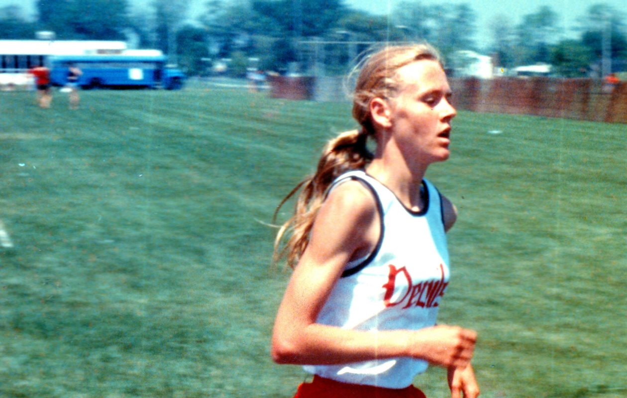 Sue Schaefer Morgan was one of the first girls in Western New York to be ranked with the nation's best runners.