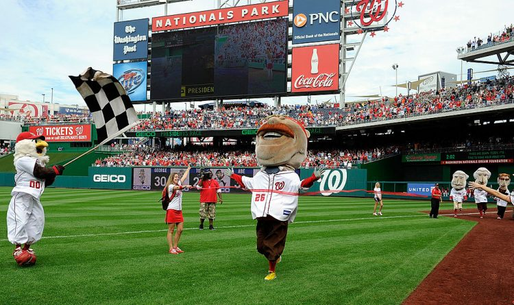 Inside Baseball: As Celery nears finish line in Buffalo, mascot races are a rage in MLB as well