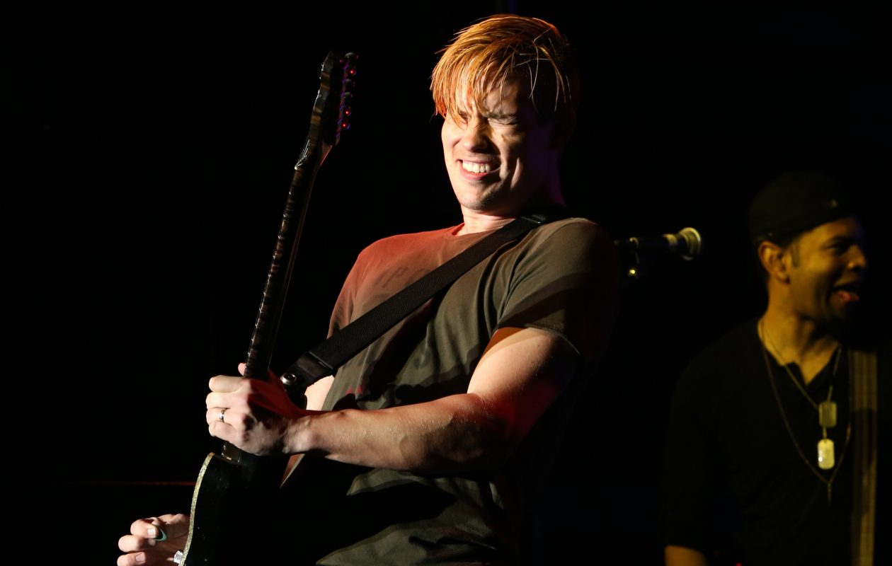 Jonny Lang will play an intimate show in the Tralf Music Hall. (Getty Images)