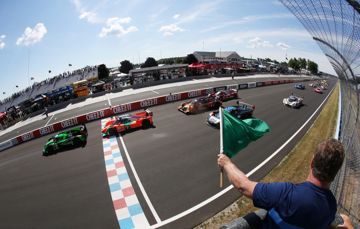 The Glen will host six motorsports classes from Sept. 1-3.