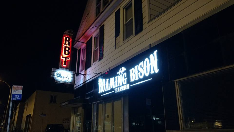 Roaming Bison Tavern started serving customers Aug. 5. (Facebook)