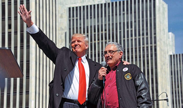 The highlights and lowlights of Carl Paladino's political career