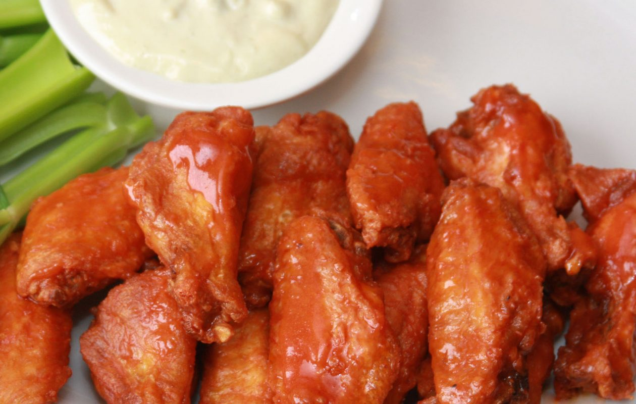 Do you know the sign for chicken wings? Maybe it's time to learn. (News file photo)