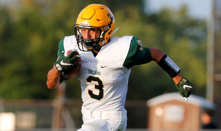 West Seneca East's Maurino earns weekly football Player of the Week honor
